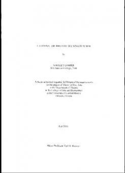 Cooper, Sgelley - La Divina: The Birth of the Singer / Actor