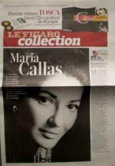 Le Figaro (Edit.) - Maria Callas Collection