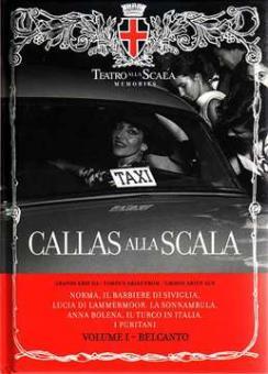 Teatro alla Scala (Edit.) - Callas alla Scala
