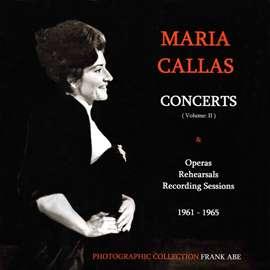Abe, Frank - Maria Callas Concerts