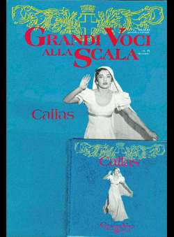 Selvini, G. & E. Montale - Maria Callas