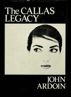 Ardoin, John - The Callas legacy