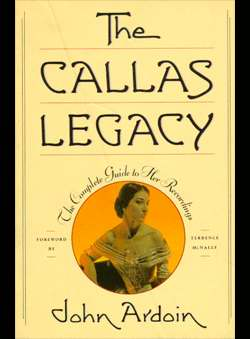 Ardoin, John - The Callas legacy