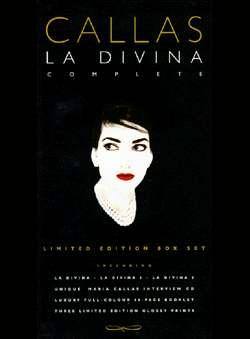 EMI (Edit.) - Callas. La Divina Complete
