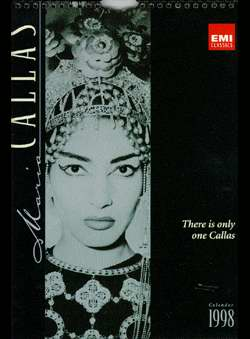 EMI (Edit.) - M. Callas - There is only one Callas
