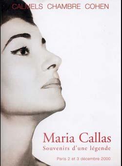 Calmels.Chambre.Cohen (Ed.) - Maria Callas. Souvenirs...