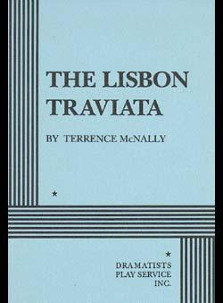 McNally, Terence - The Lisbon Traviata