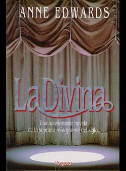 Edwards, Anne - La Divina (Fiction)