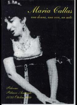 Tosi, Bruno - Maria Callas una donna, una voce, un mito