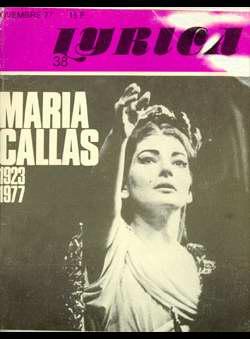 Tubeuf, A., S. Segalini, J. Bourgeois etc. - Maria Callas