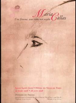 Hôtel de Ville de Paris (Ed.) - Maria Callas. Une femme...