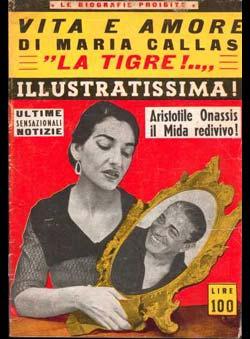Varietas (Ed.) - Vita e Amore di Maria Callas