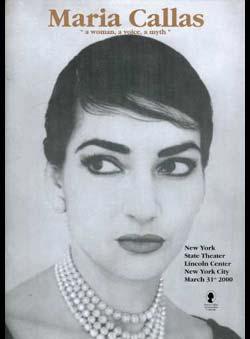 Tosi, Bruno - Maria Callas.
