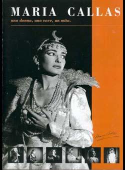 Tosi, Bruno - Maria Callas una donna...