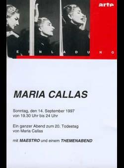 Arte (Ed.) - Maria Callas