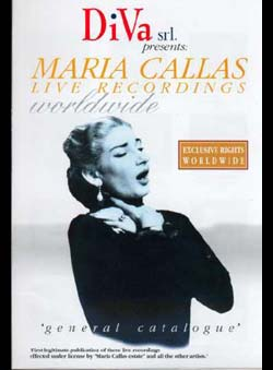 DiVa (Ed.) - Maria Callas .Live Recordings