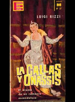 Rizzi, Luigi - La Callas y Onassis