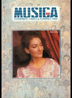 Musica (Ed.) - Speciale Callas