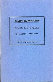 Innaurato, Albert - Magda and Callas