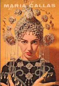Columbia - Maria Callas