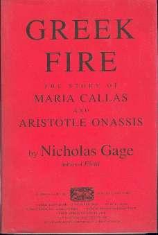 Gage, Nicholas - Greek Fire.