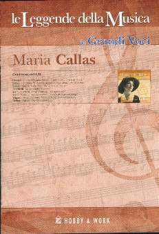 Hobby & Work (Edit.) - Maria Callas
