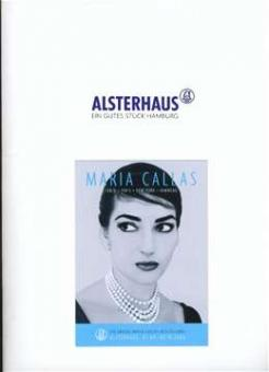 Alsterhaus - Maria Callas. Ausstellung