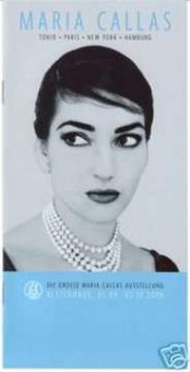 Alsterhaus - Maria Callas.