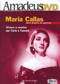 Amadeus DVD (Edit) - Maria callas
