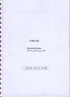 Gergely, Paál - Callas