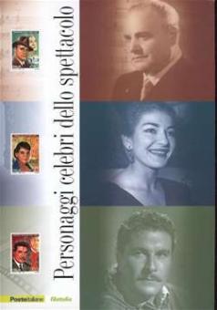 Posteitaliane (Edit.) - Personaggi celebri dello spettacolo