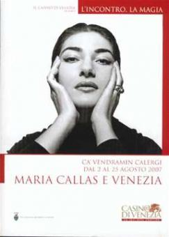 Tosi, Bruno - Maria Callas e Venezia