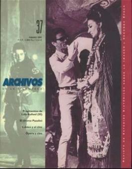 Archivos de la Filmoteca (Edit.) - El ultimo Pasolini  etc.