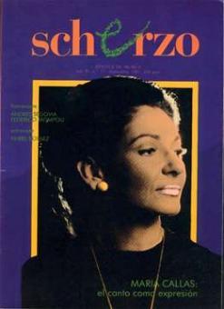 Scherzo (Edit.) - Maria Callas