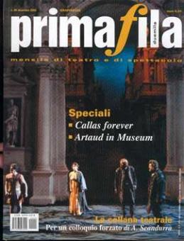 primafila (Edit.) - Speciali callas forever