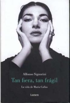 Signorini, Alfonso - Tan fiera, tan fragil