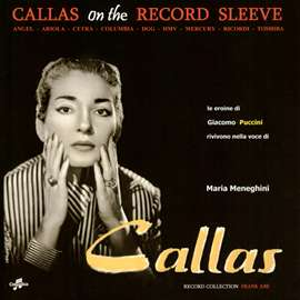 Abe, Frank - Callas on the Record Sleeve