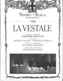 Teatro alla Scala (Edit.) - La Vestale