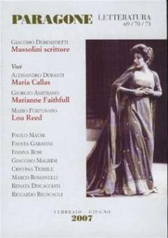 Duranti, Alessandro - Maria Callas